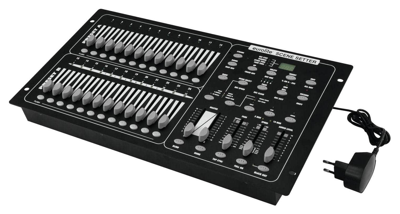 Lichtsteuerung - Eurolite DMX Scene Setter Controller - Onlineshop Musikhaus Kirstein