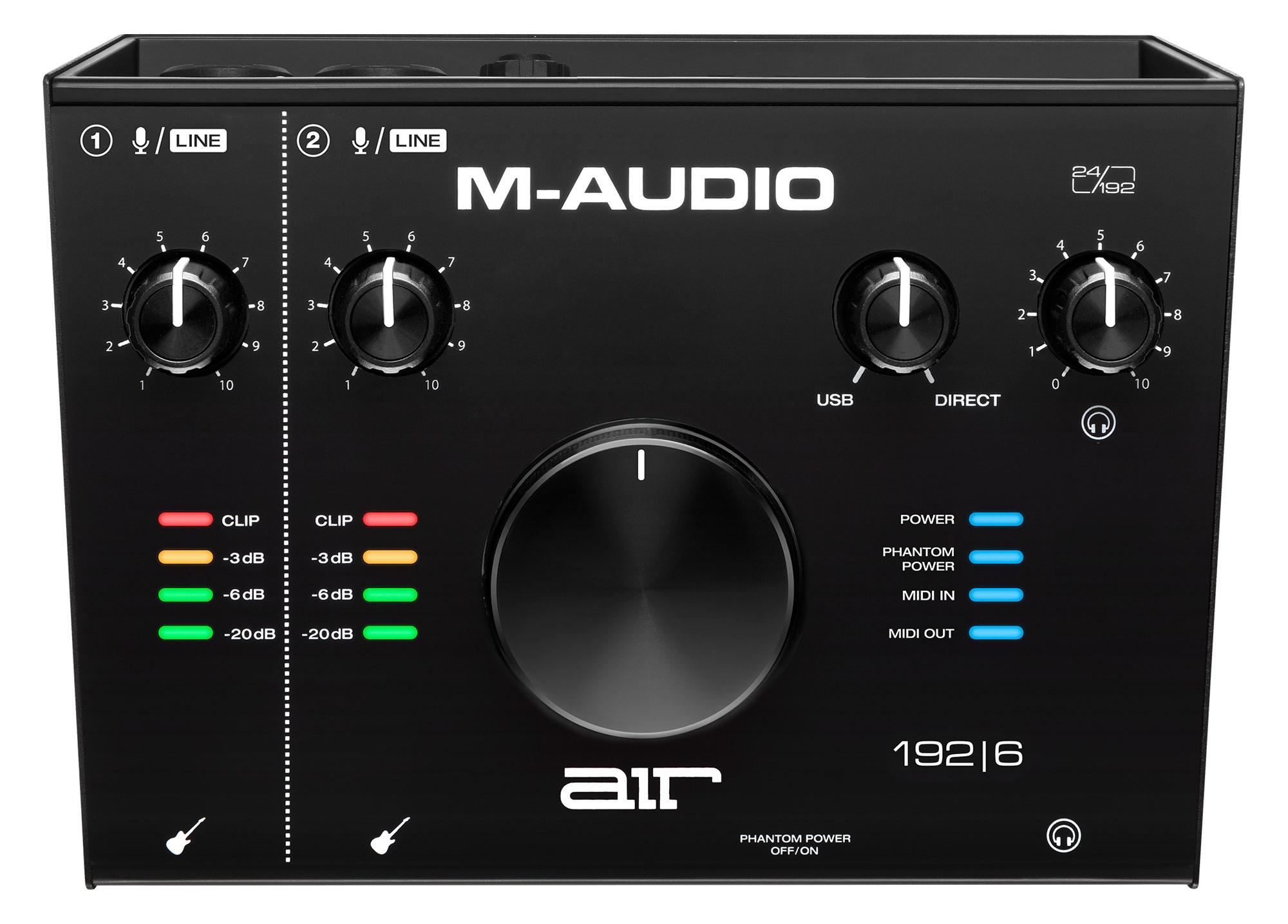 Pchardware - M Audio AIR 190|6 - Onlineshop Musikhaus Kirstein