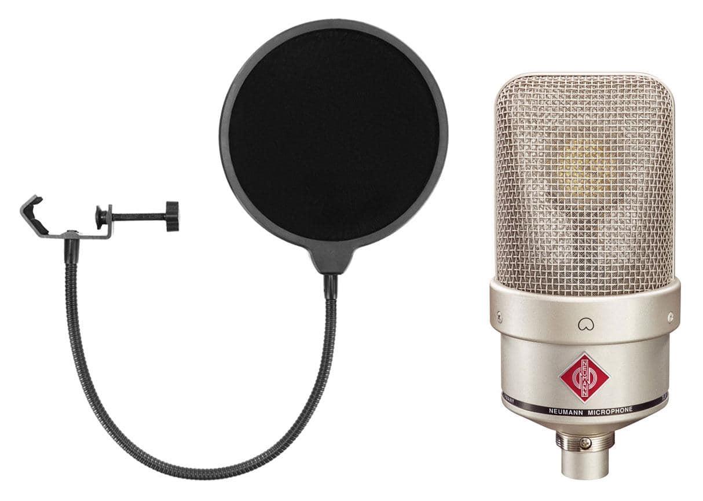Mikrofone - Neumann TLM 49 Set inkl. Popkiller - Onlineshop Musikhaus Kirstein