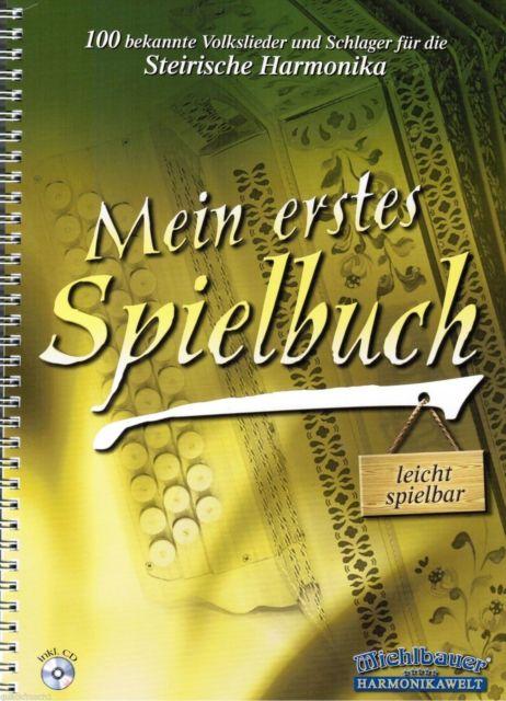 Akkordeonlernen - Michlbauer Mein erstes Spielbuch inkl.online Audio - Onlineshop Musikhaus Kirstein