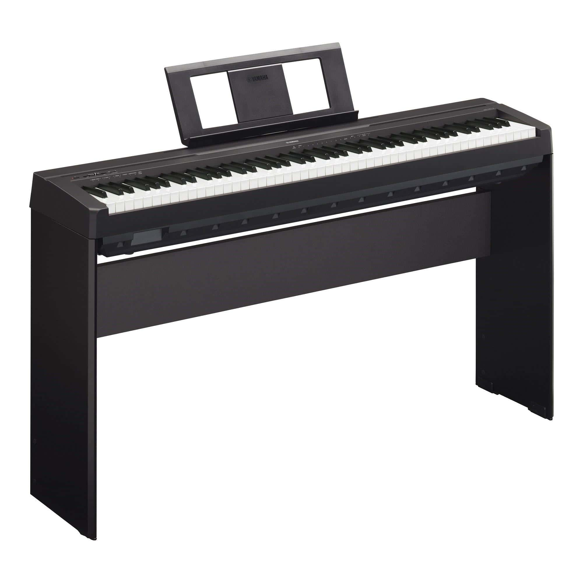 Yamaha P 45B Stage Piano Black SET inkl. Homeständer