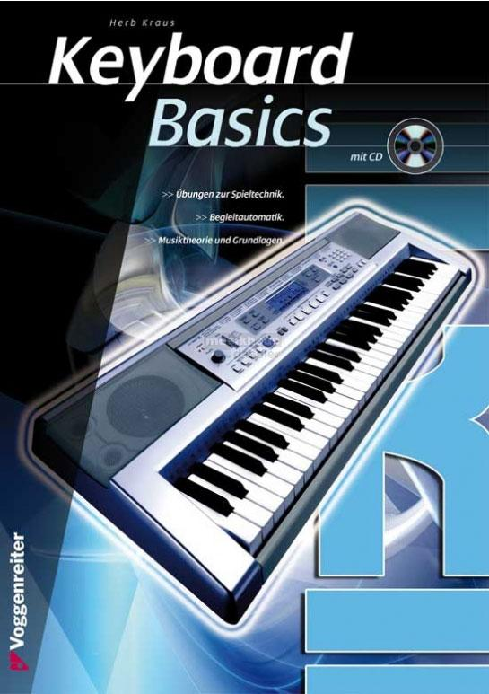 Keyboard Basics CD