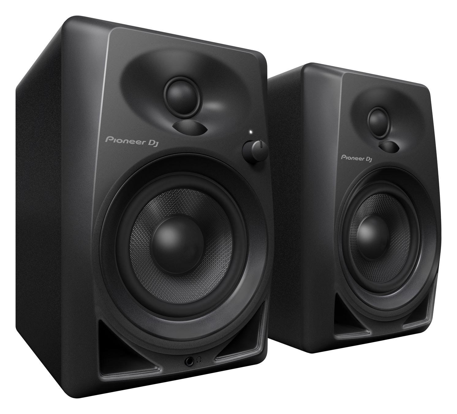 Studiomonitore - Pioneer DJ DM 40 Schwarz Paar - Onlineshop Musikhaus Kirstein