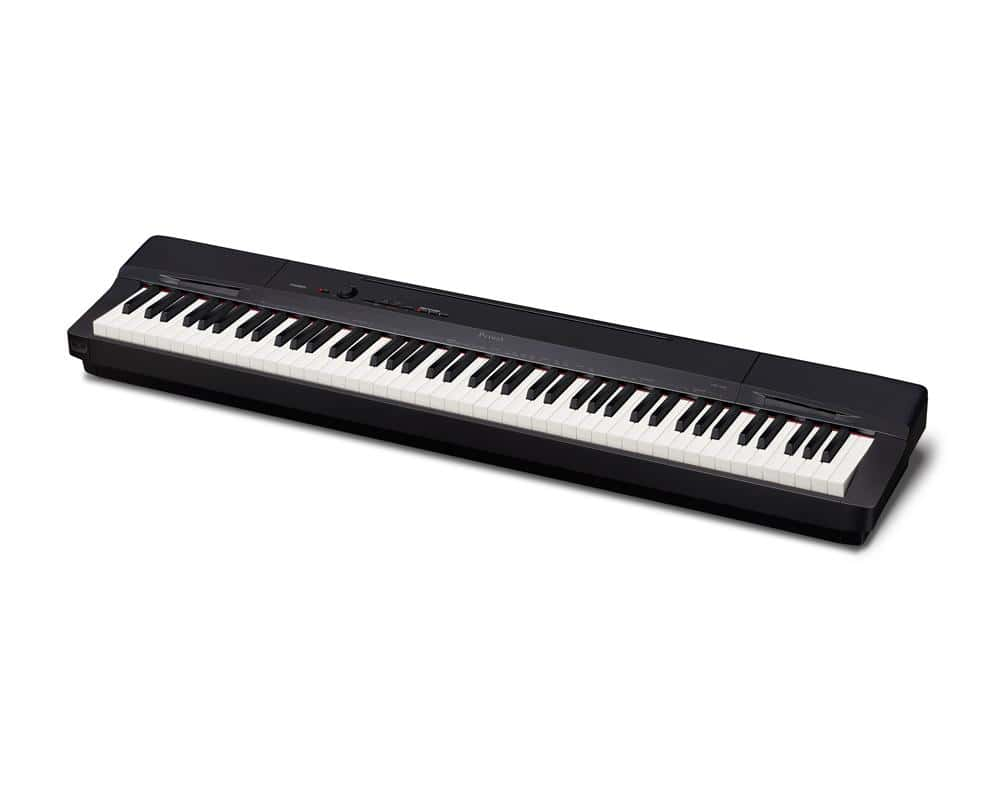 Casio Privia PX 160 BK Portable Piano schwarz