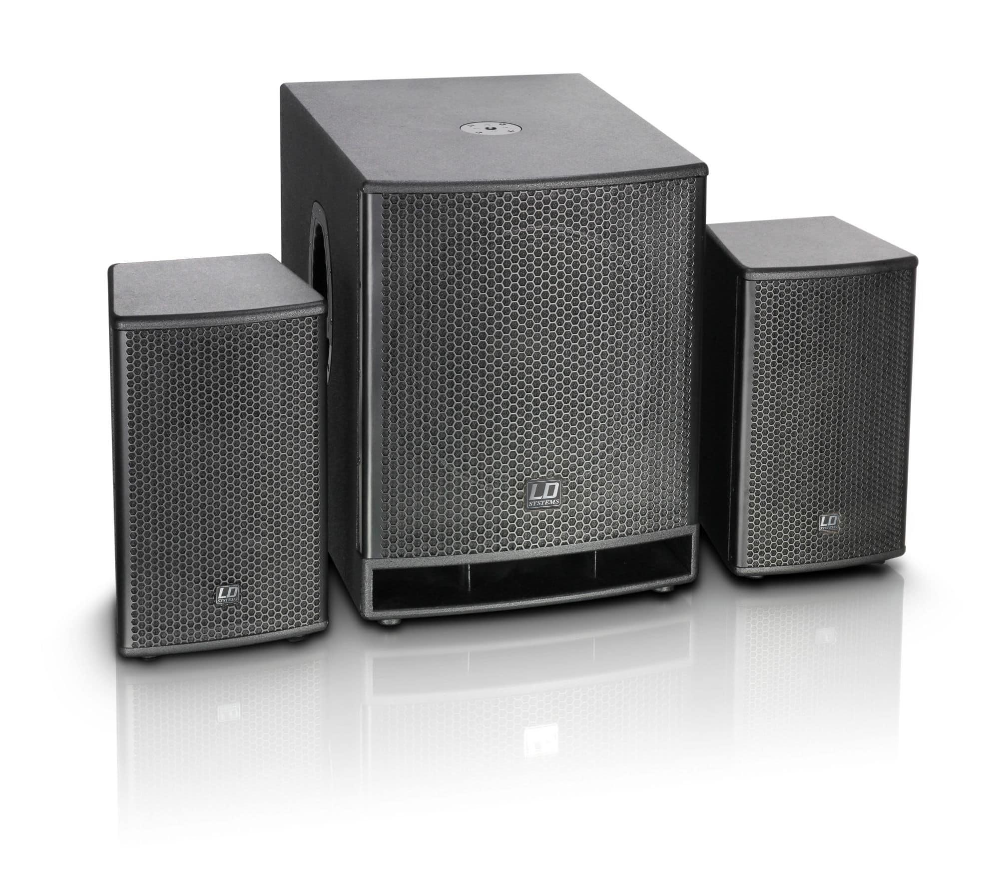 Boxenkomplettanlagen - LD Systems Dave 18 G3 - Onlineshop Musikhaus Kirstein