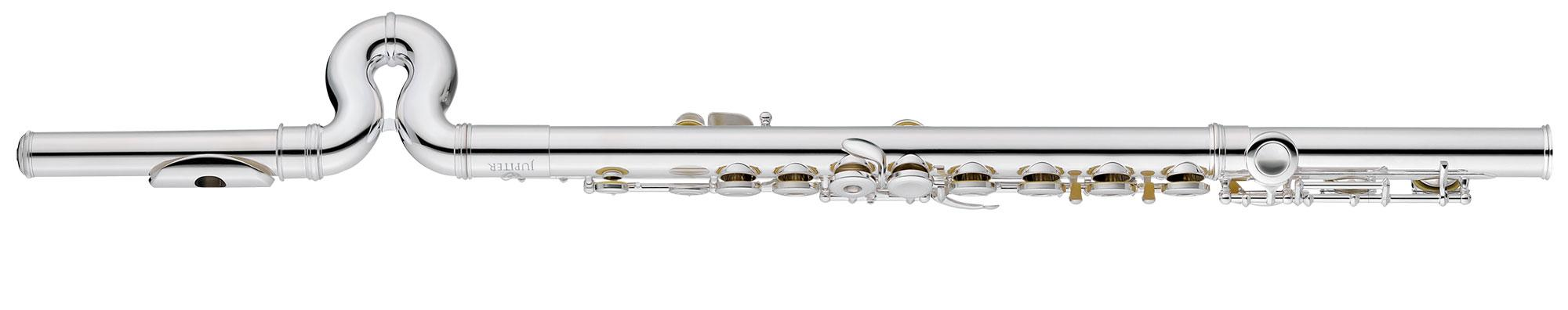 Sonstigeblasinstrumente - Jupiter JFL700WRE Querflöte Waveline - Onlineshop Musikhaus Kirstein