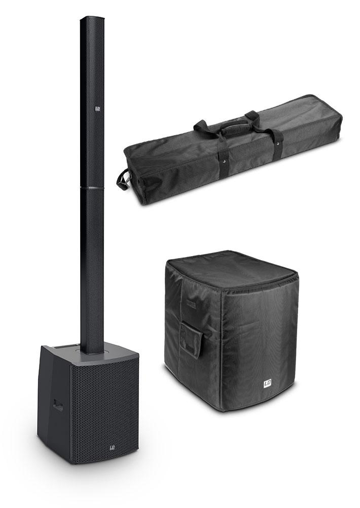 LD Systems MAUI 28 G2 Aktivanlage schwarz Set