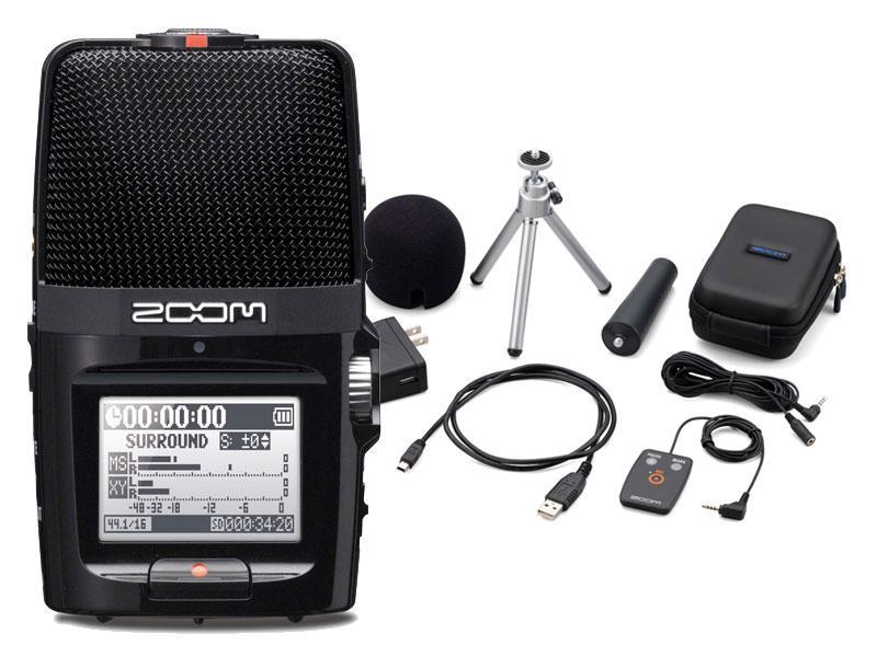 Recording - Zoom H2n|APH 2n Bundle - Onlineshop Musikhaus Kirstein
