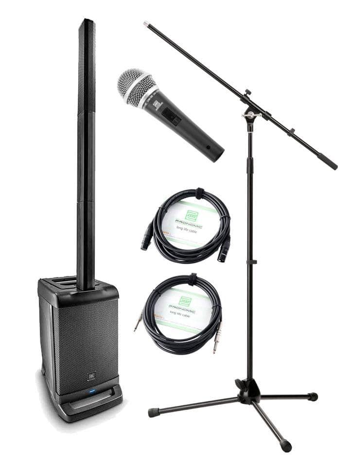Paboxen - JBL EON One Säulenanlage aktiv STARTER SET - Onlineshop Musikhaus Kirstein