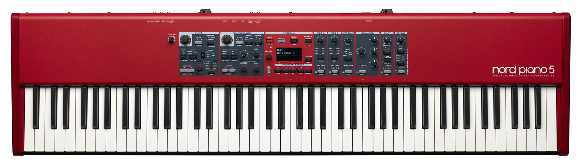 Stagepianos - Clavia Nord Piano 5 88 Stagepiano - Onlineshop Musikhaus Kirstein