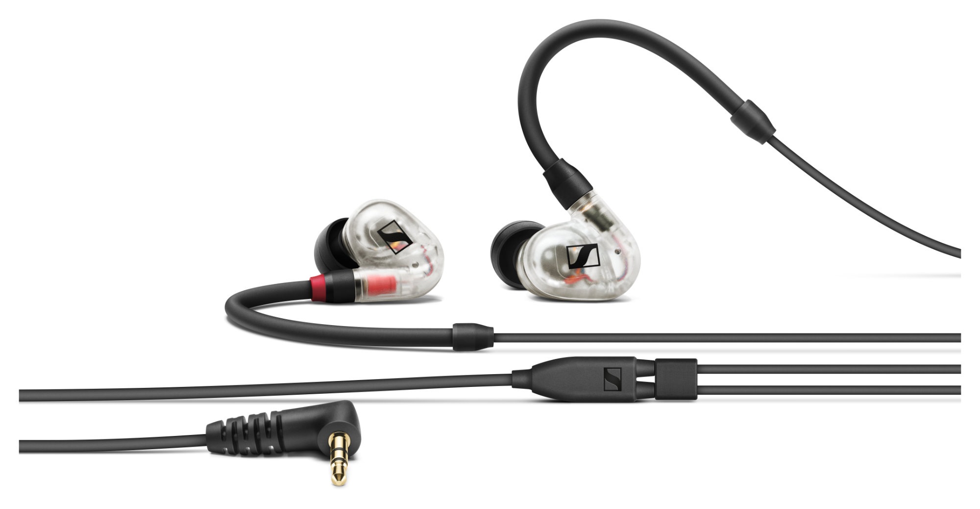 Drahtlossysteme - Sennheiser IE 100 Pro Clear In Ear Hörer - Onlineshop Musikhaus Kirstein