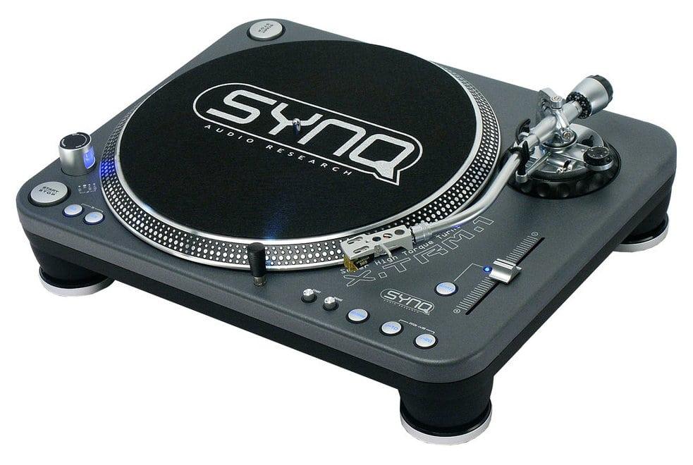 Plattenspieler - Synq Audio XTRM 1 DJ Plattenspieler - Onlineshop Musikhaus Kirstein