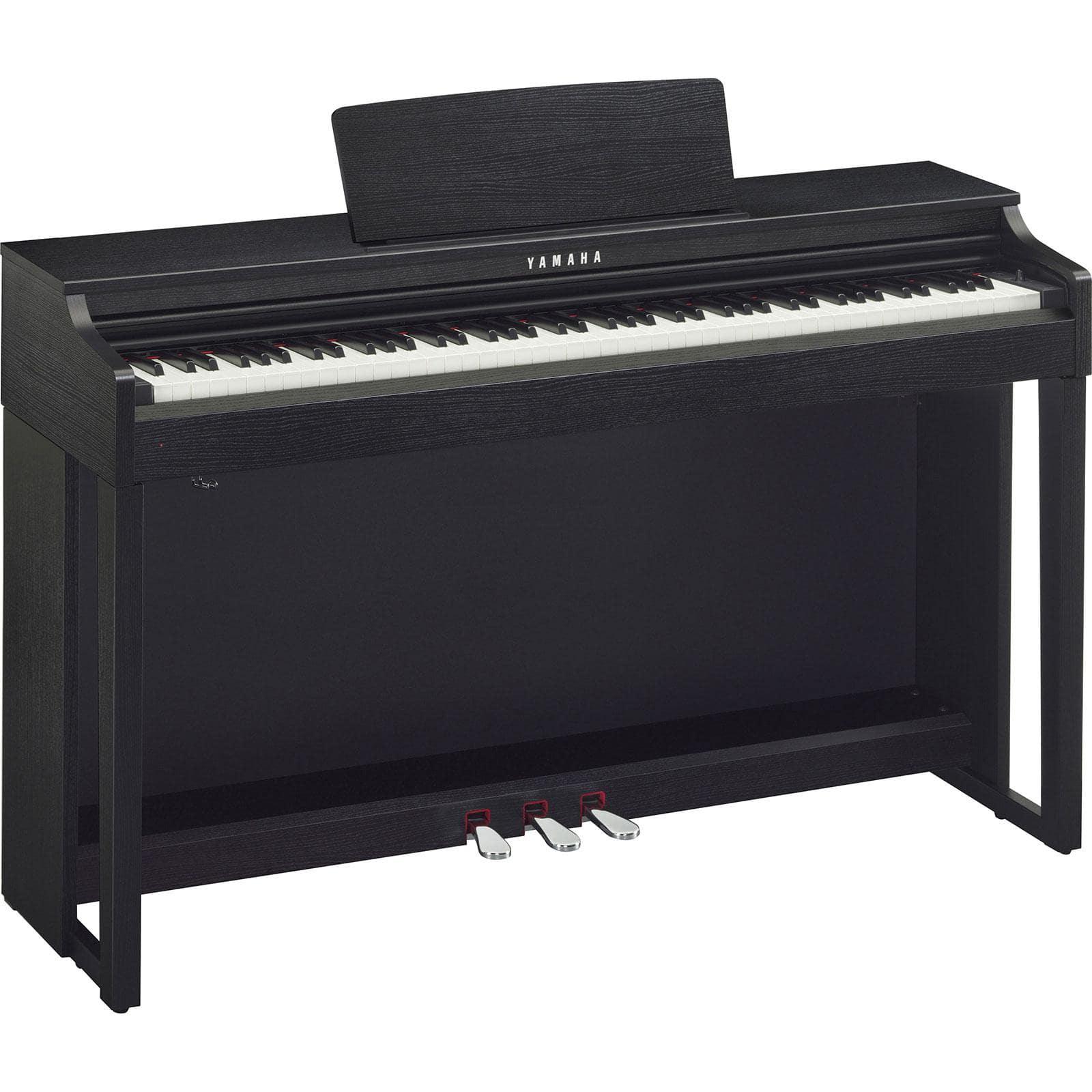 Yamaha CLP 625 B Digitalpiano schwarznuss