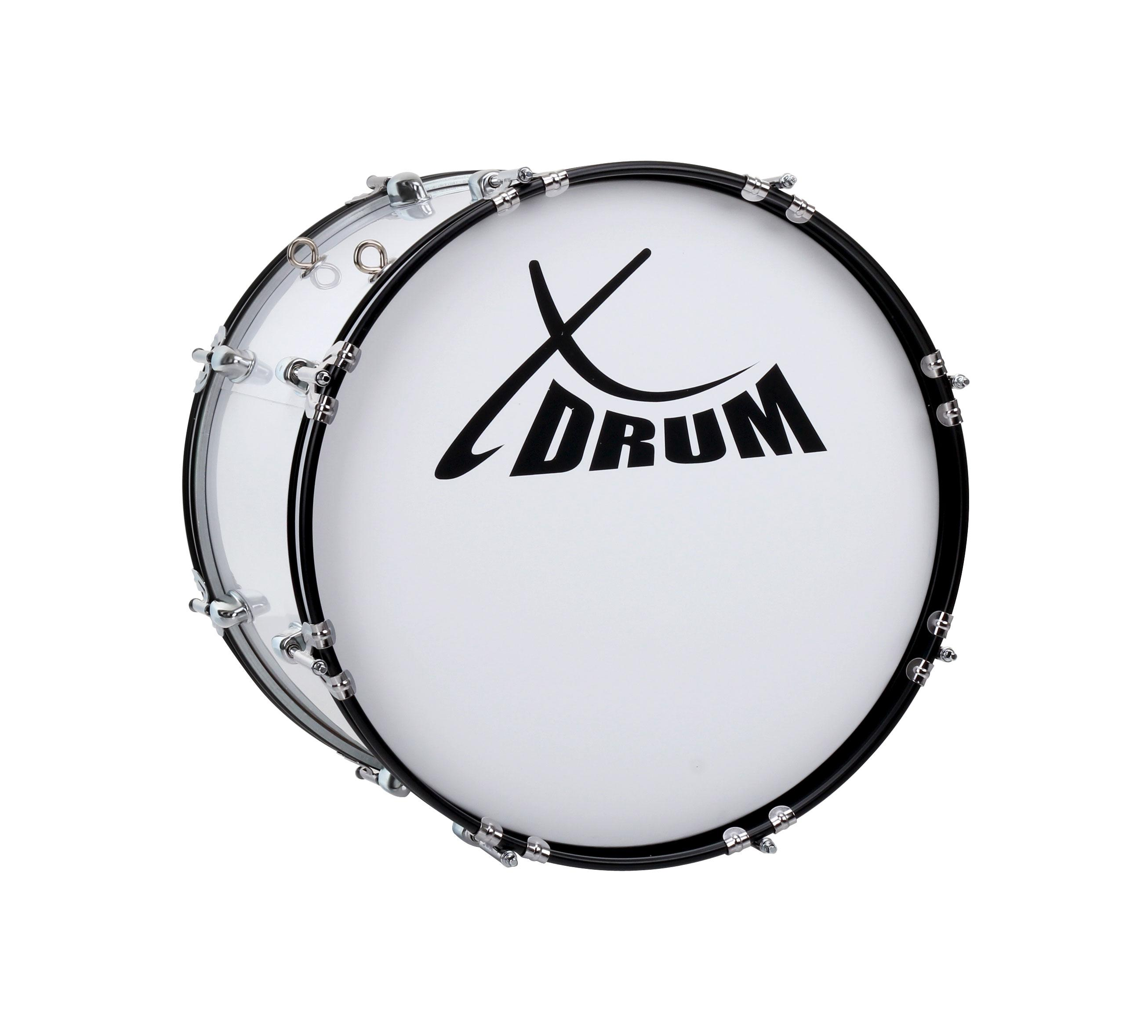 Marching - XDrum MBD 218 Marschtrommel 18 x 12 - Onlineshop Musikhaus Kirstein