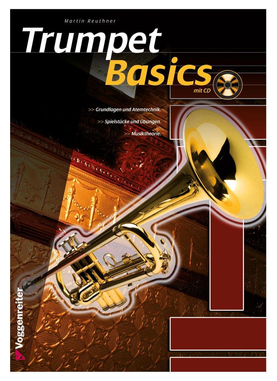 Trompetelernen - Trumpet Basics CD - Onlineshop Musikhaus Kirstein