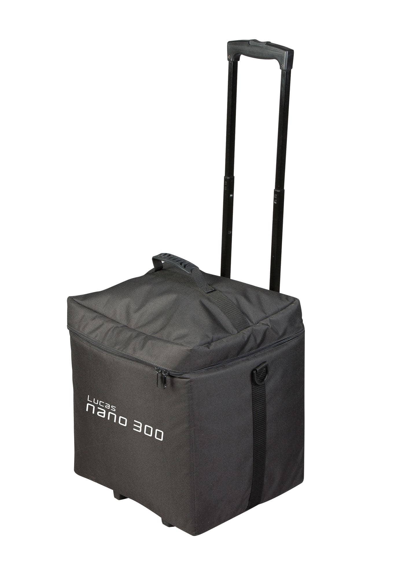Studiozubehoer - HK Audio Lucas Nano 300 Roller Bag - Onlineshop Musikhaus Kirstein
