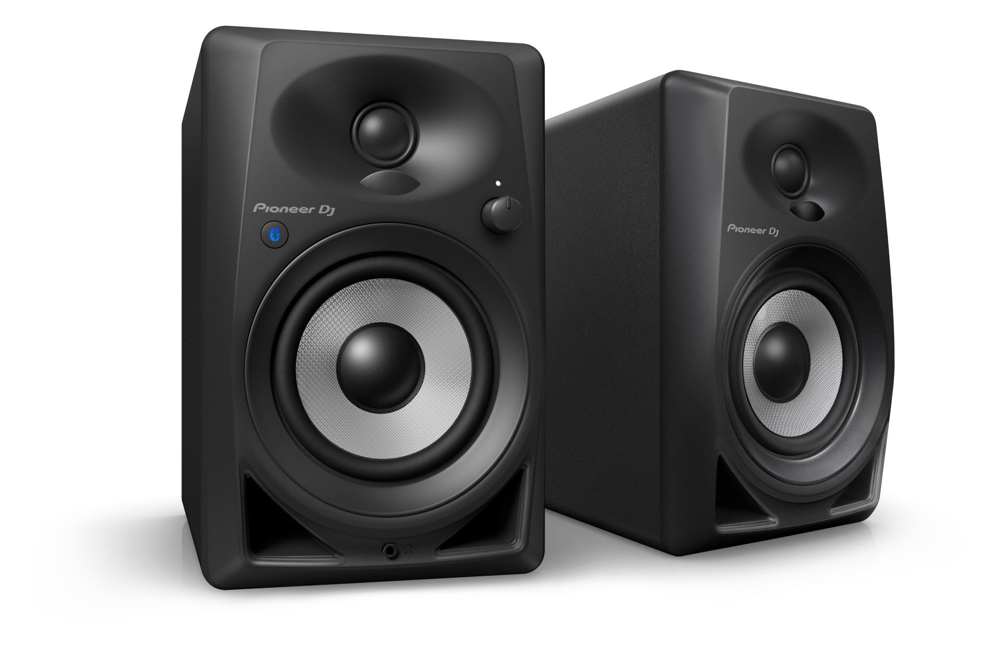 Studiomonitore - Pioneer DJ DM 40BT Schwarz Paar - Onlineshop Musikhaus Kirstein