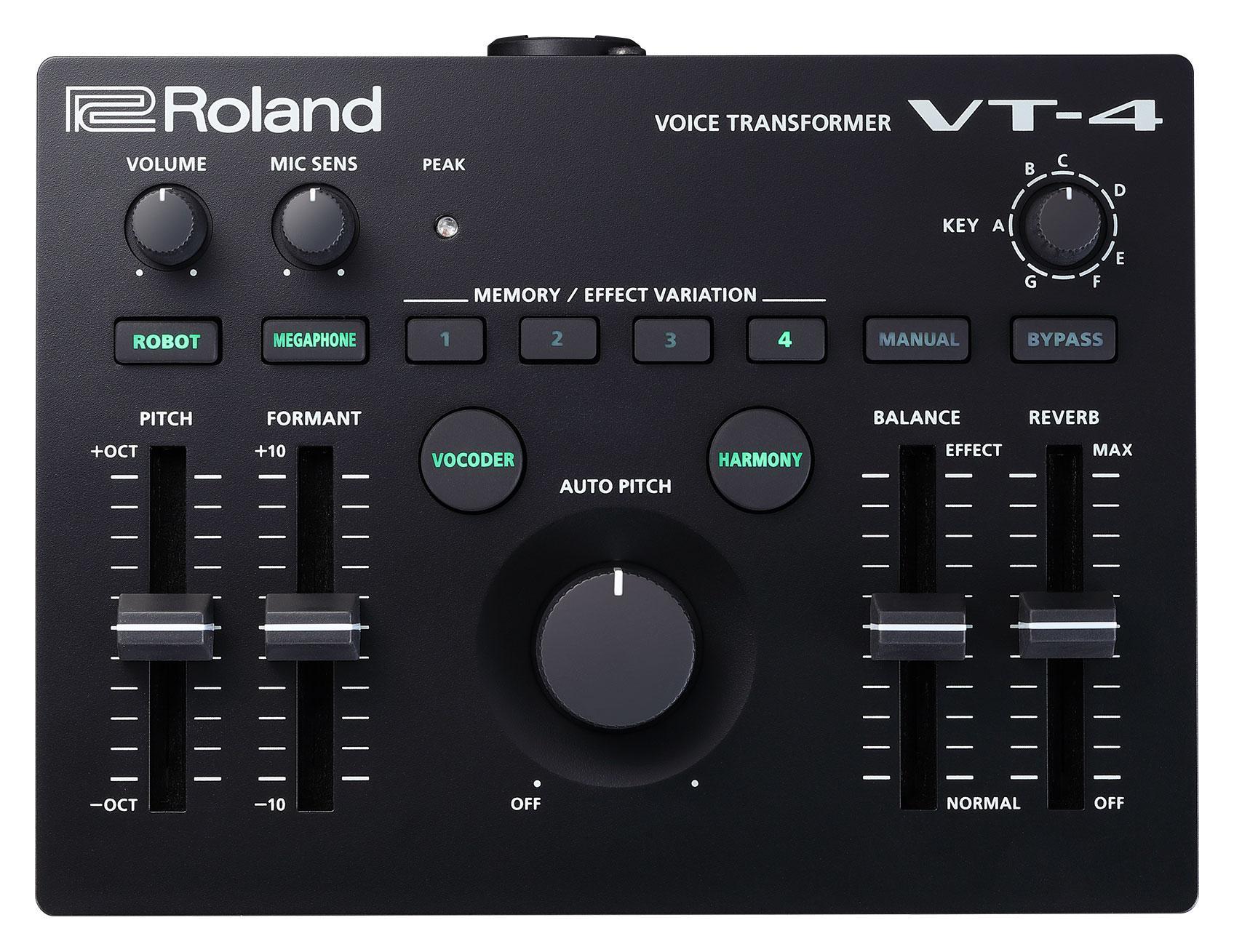Roland VT 4 Voice Performer