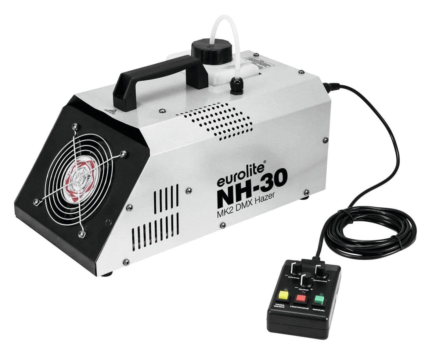 Eurolite NH 30 MK2 DMX Dunstnebelmaschine