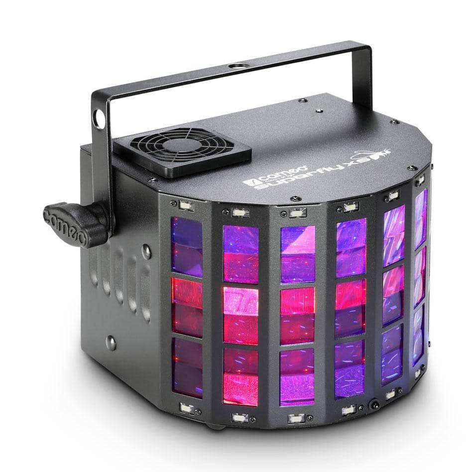 Lichteffekte - Cameo Superfly XS - Onlineshop Musikhaus Kirstein