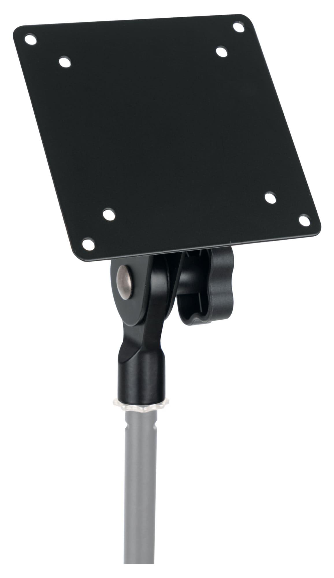 Studiozubehoer - Pronomic Mikrofonstativ Adapter mit VESA Mount für LED|TFT Displays - Onlineshop Musikhaus Kirstein