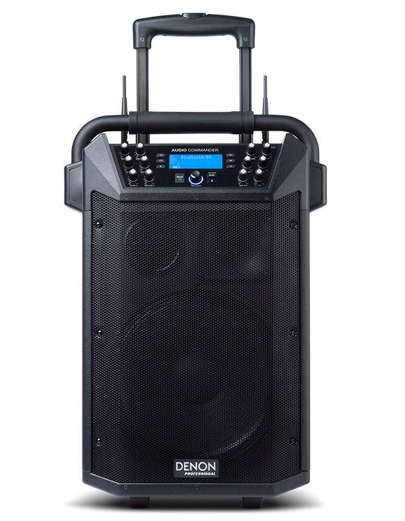 Boxenkomplettanlagen - Denon Professional Audio Commander - Onlineshop Musikhaus Kirstein