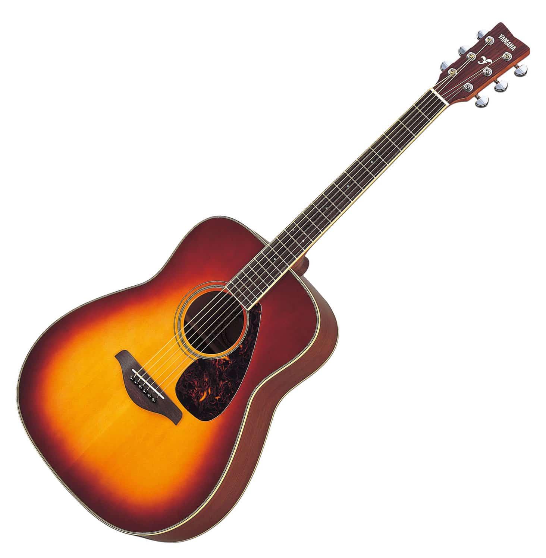 Yamaha FG 720S BS Westerngitarre