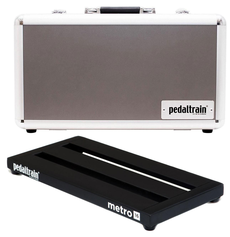 Pedaltrain Metro 16 HC inkl. Hardcase