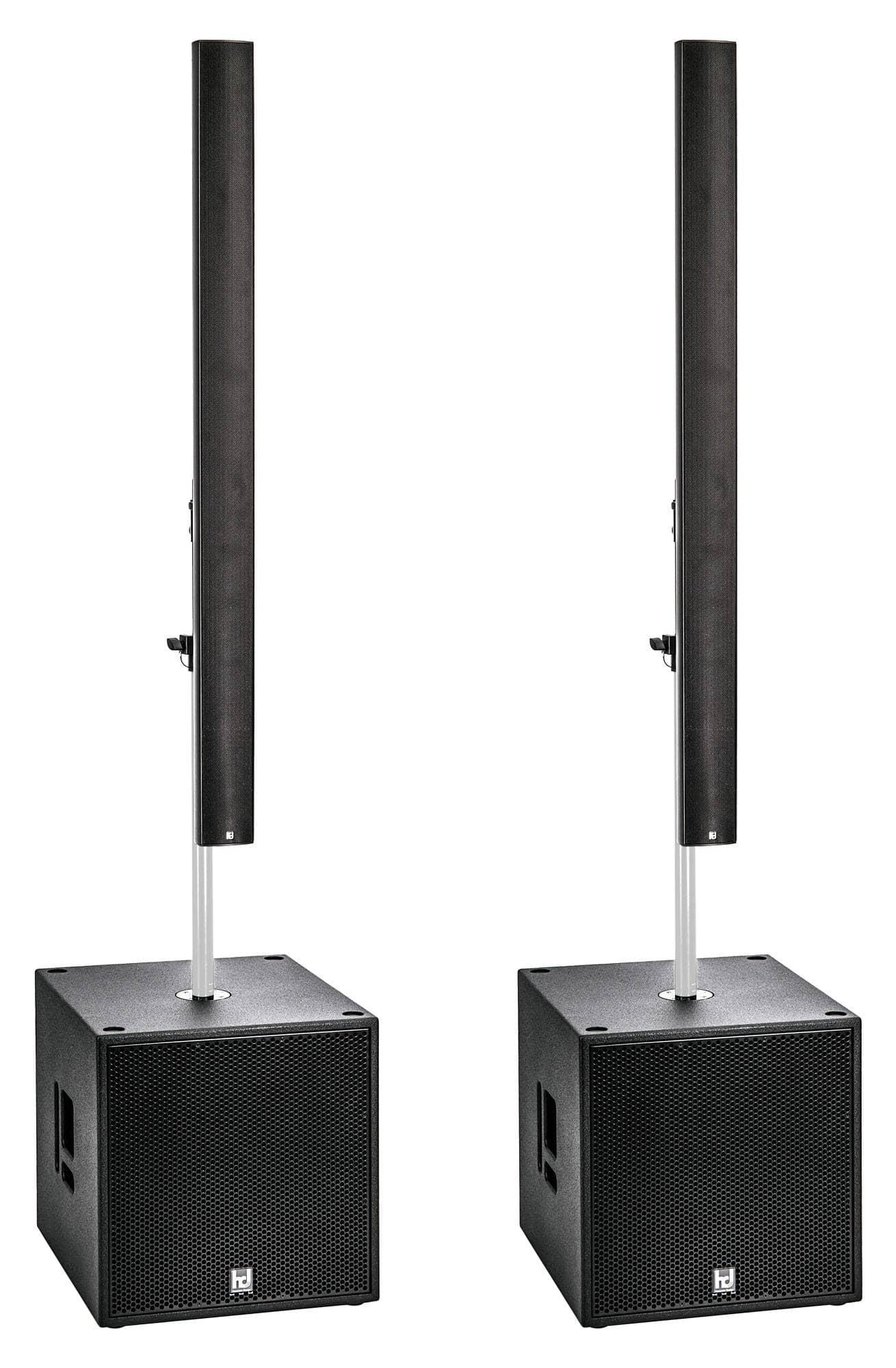 HD PL16 P18 PA1 Multi DSP Aktivsystem