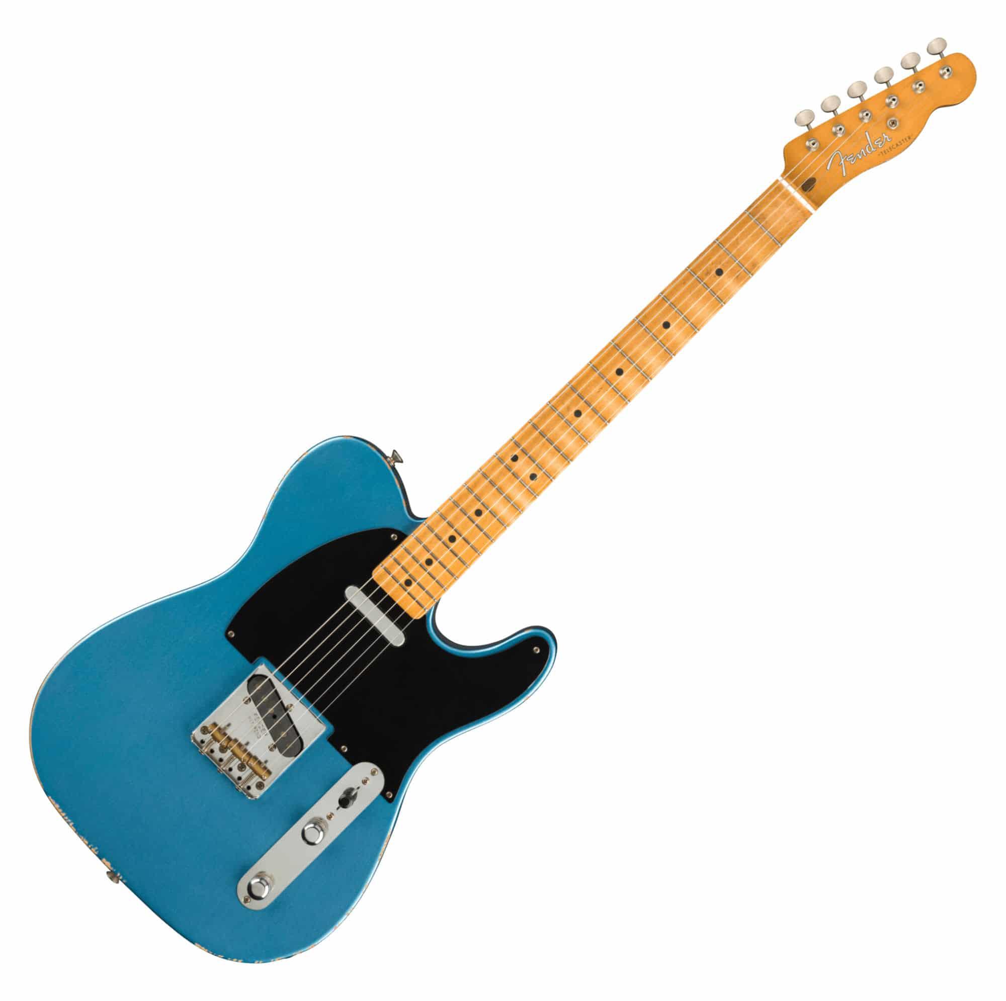 Egitarren - Fender Vintera Road Worn 50s Telecaster MN LPB - Onlineshop Musikhaus Kirstein