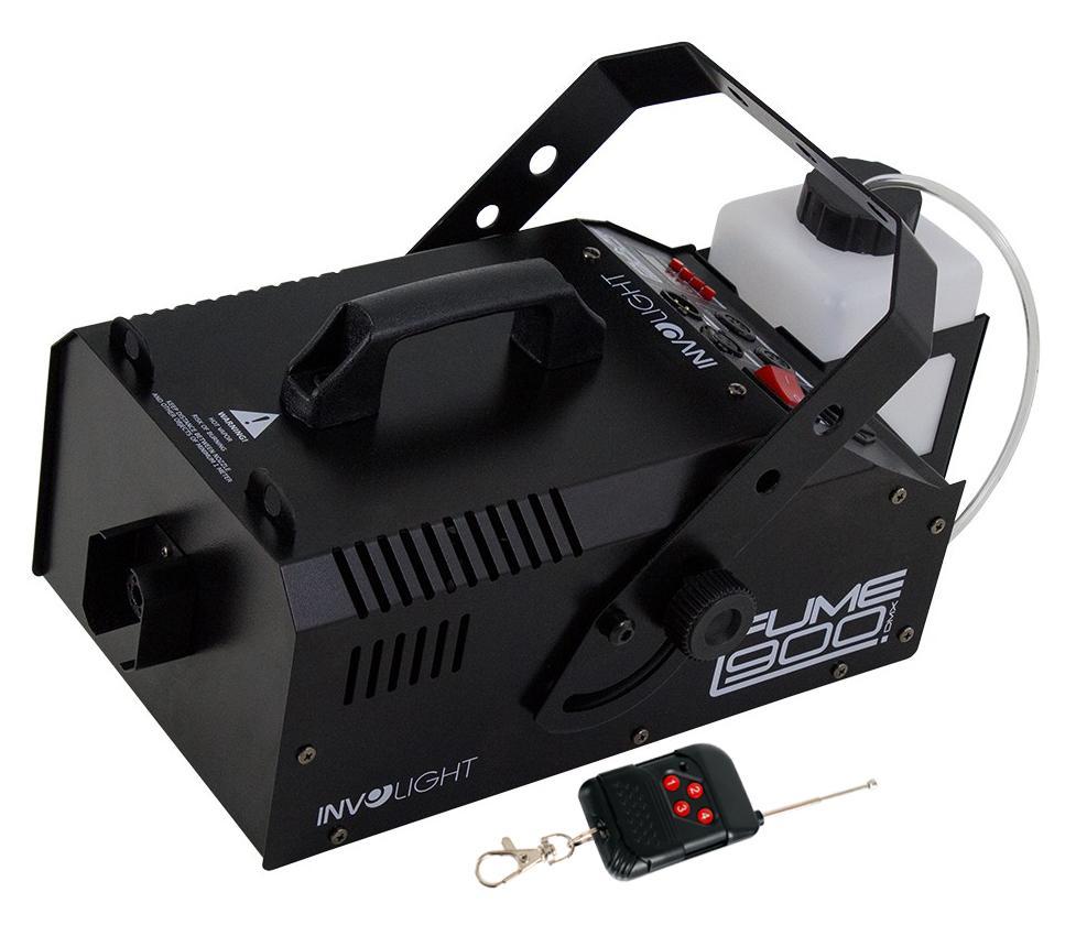 Involight Fume 900 DMX Nebelmaschine