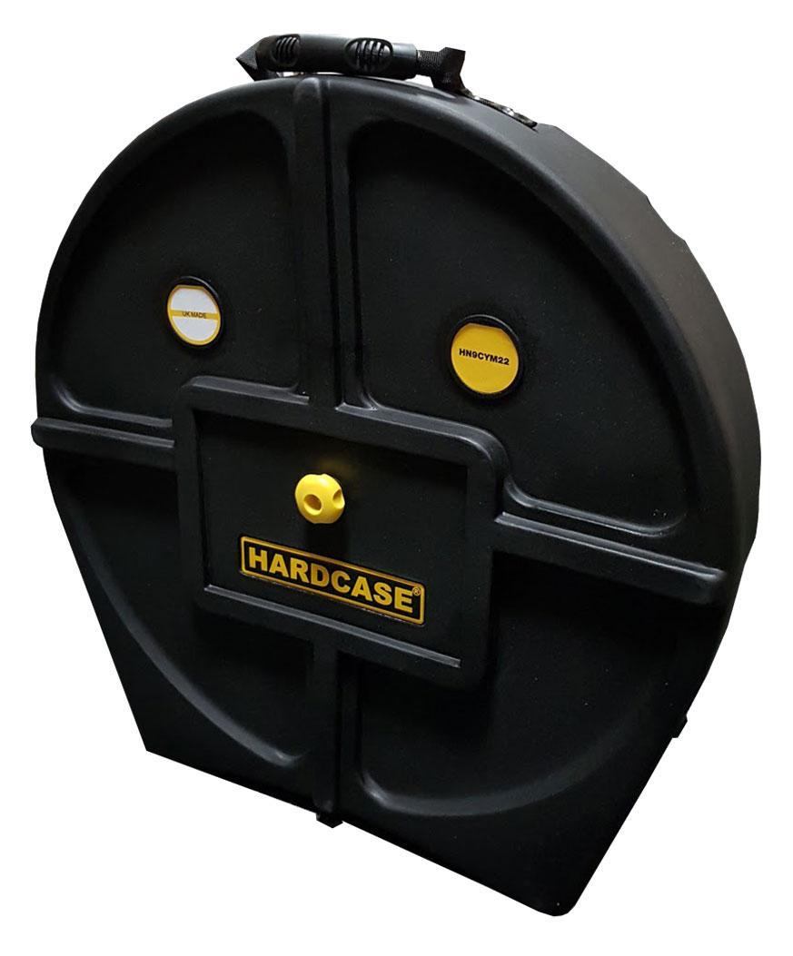 Hardcase HN9CYM22 22' Becken Case Trolley