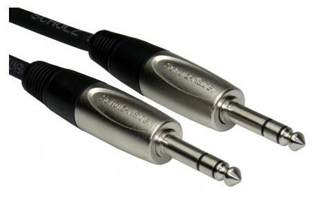 Kabelmulticores - Schulz STO 10 Klinken Stereokabel (10 m) - Onlineshop Musikhaus Kirstein