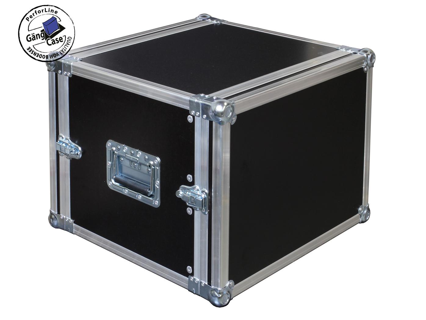 Gäng Case PerforLine Eco Rack DD 8 HE|400 ET