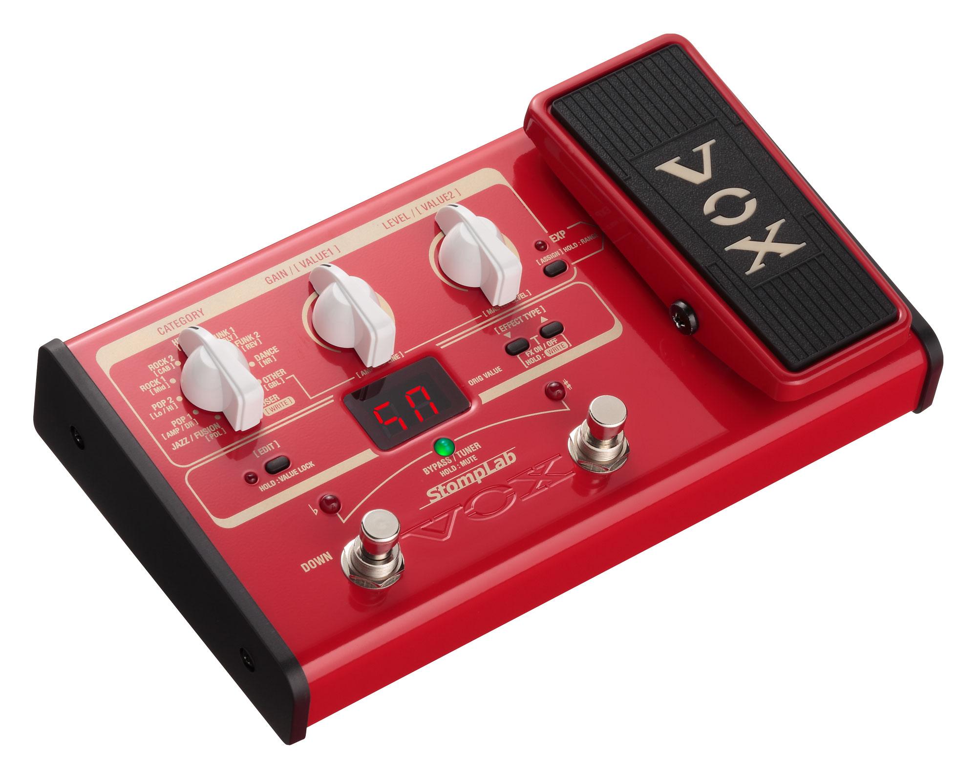VOX StompLab II Bass
