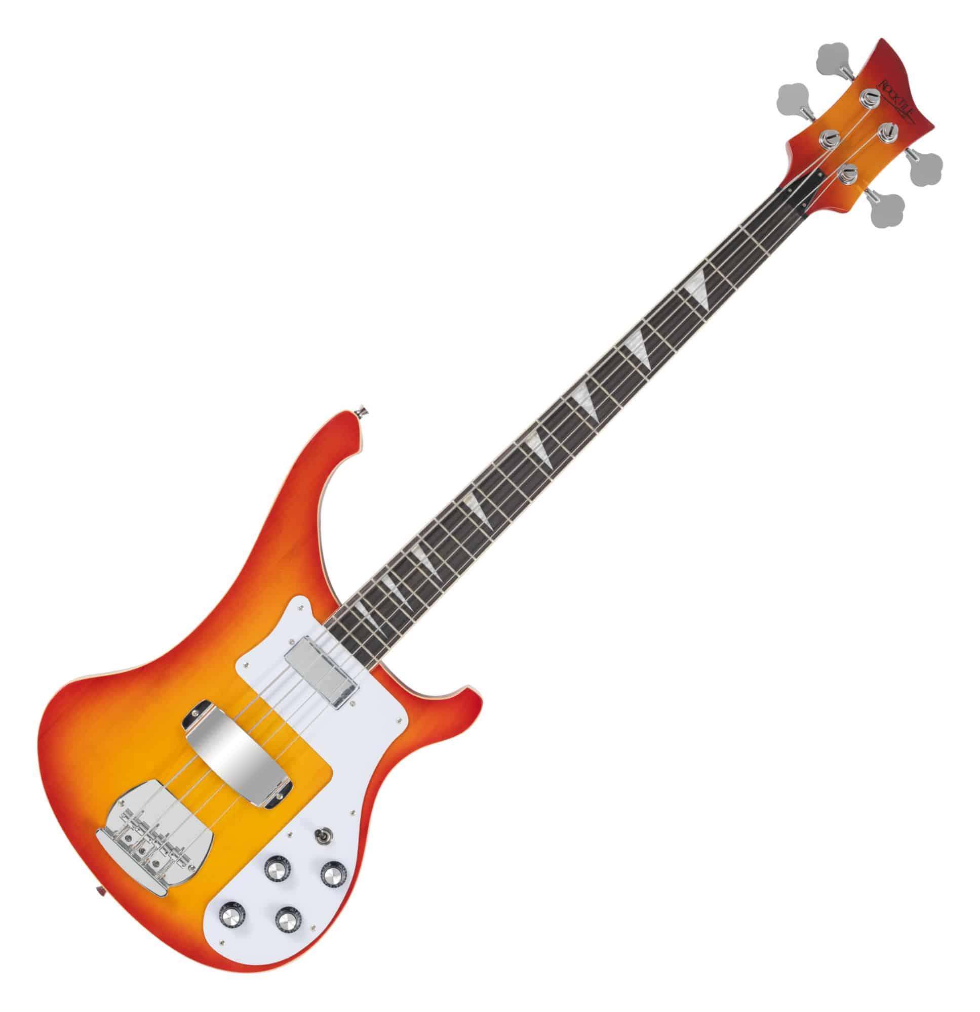 Rocktile Redneck E Bass Red Sunburst | E-Bässe, Bassgitarren ...