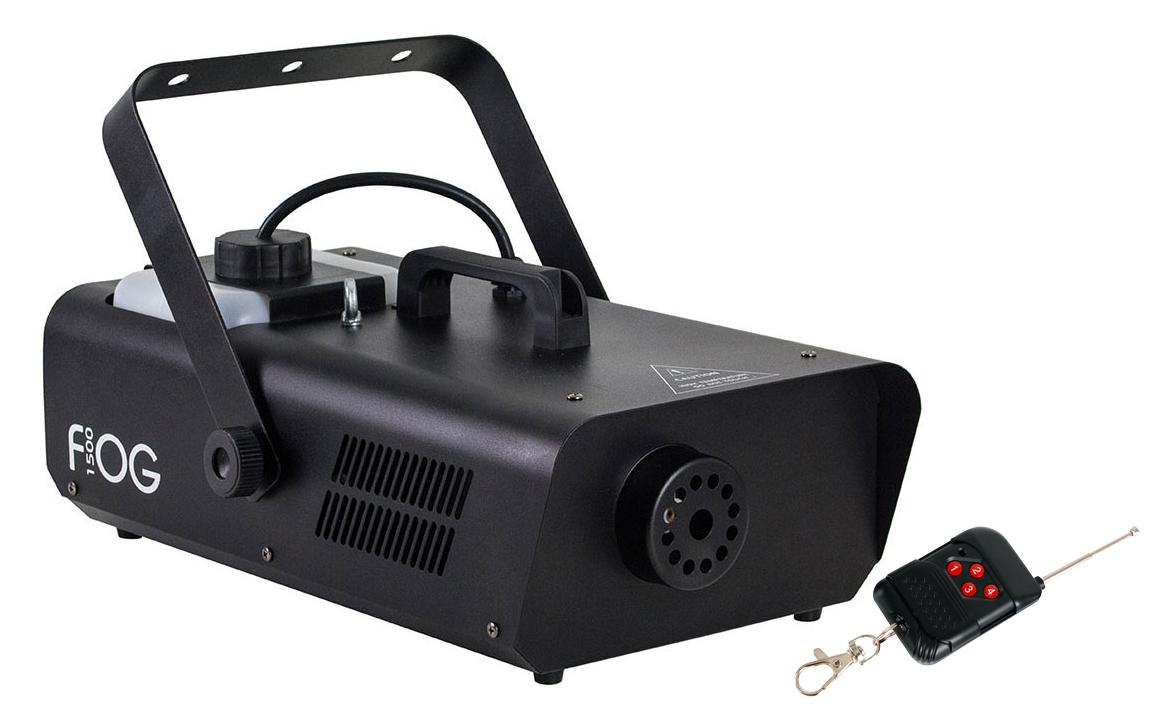 Nebeleffekte - Involight FOG 1500 Nebelmaschine - Onlineshop Musikhaus Kirstein