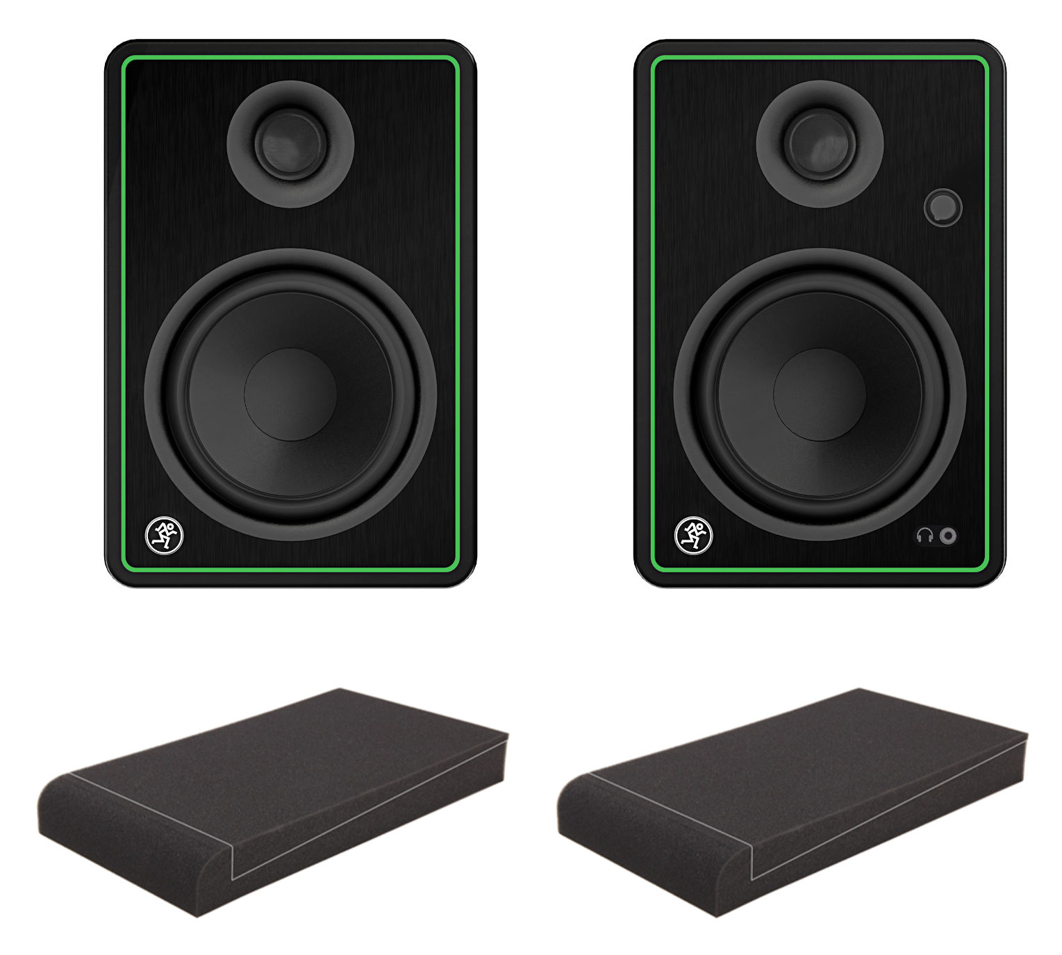 Studiomonitore - Mackie CR5 X BT ISO Set - Onlineshop Musikhaus Kirstein