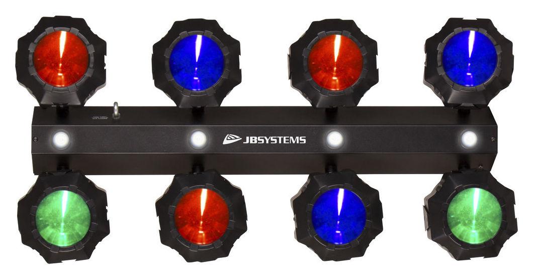 Lichteffekte - JB Systems Party Beams - Onlineshop Musikhaus Kirstein