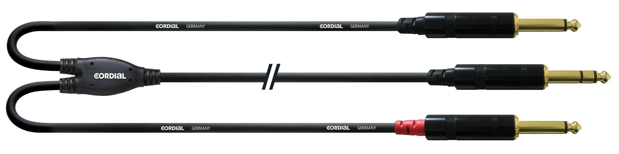 Kabelmulticores - Cordial CFY 3 VPP Insertkabel 3 m - Onlineshop Musikhaus Kirstein