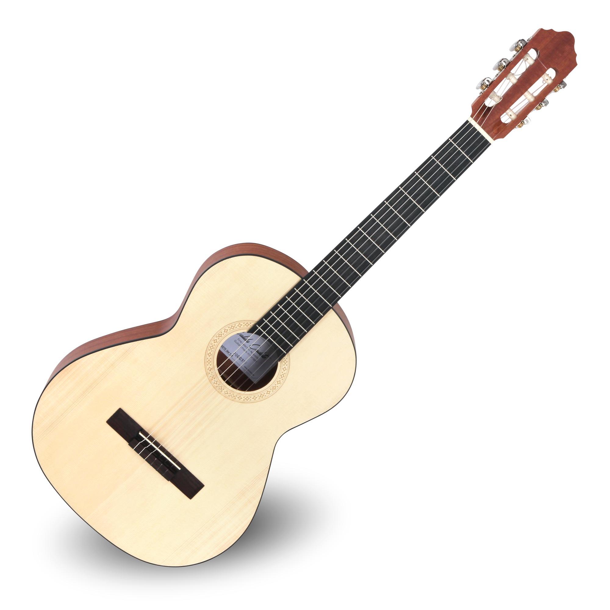 Calida Cadete Konzertgitarre 7 8 Fichte Matt Made in Portugal