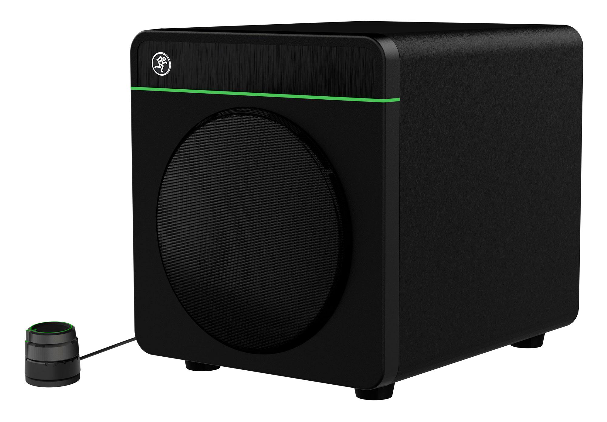 Studiomonitore - Mackie CR8S X BT Aktiv Subwoofer mit Bluetooth - Onlineshop Musikhaus Kirstein