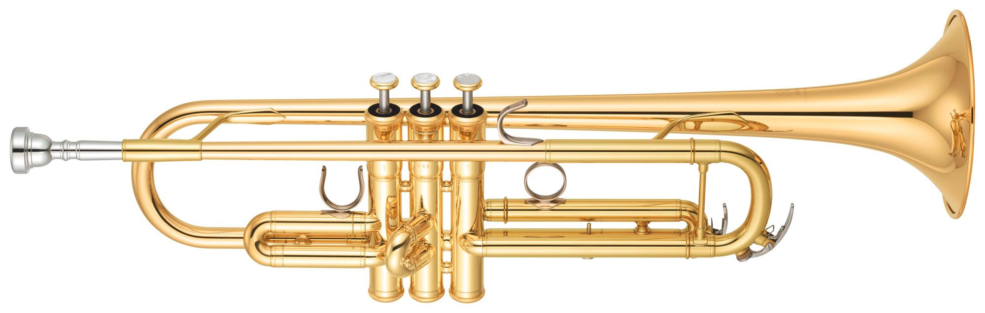 Trompeten - Yamaha YTR 5335GII Trompete - Onlineshop Musikhaus Kirstein