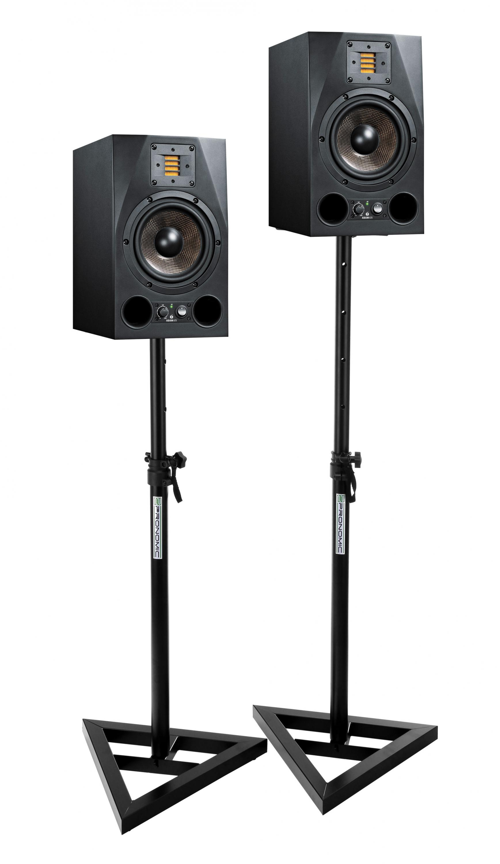 Studiomonitore - Adam Audio A7X Stativ Bundle - Onlineshop Musikhaus Kirstein