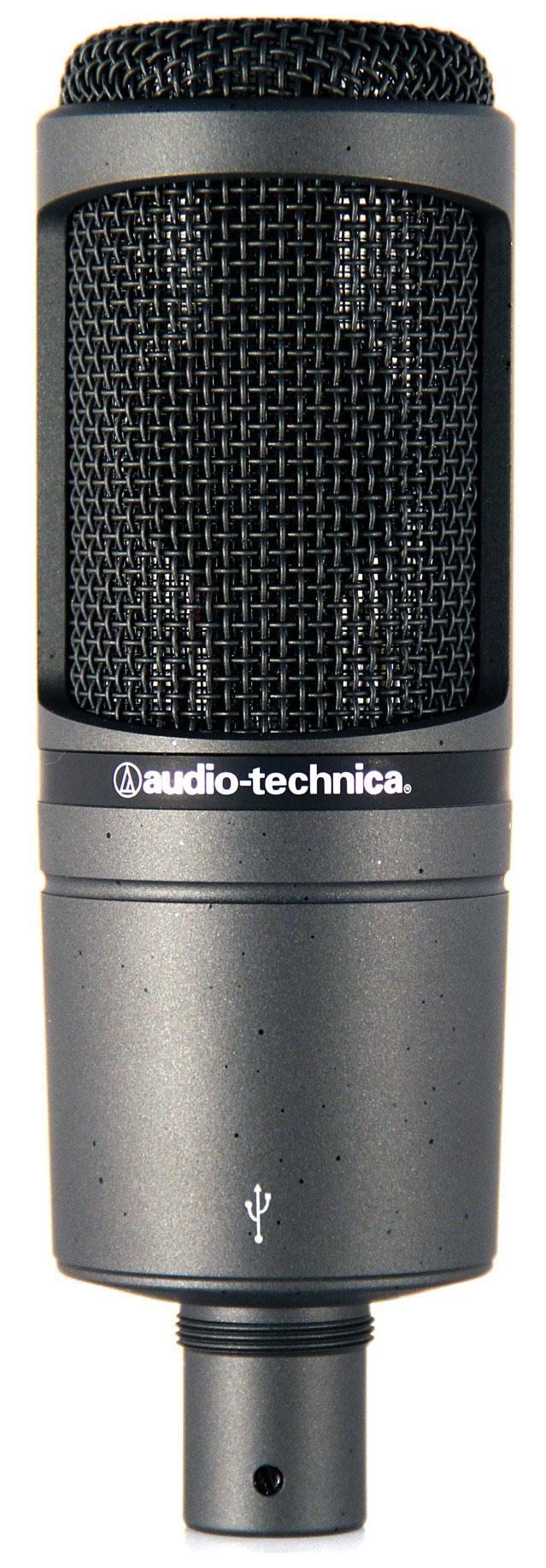 Mikrofone - Audio Technica AT2020USB Kondensatormikrofon - Onlineshop Musikhaus Kirstein
