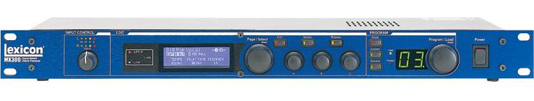 Lexicon MX300 Stereo Hall und Effektprozessor