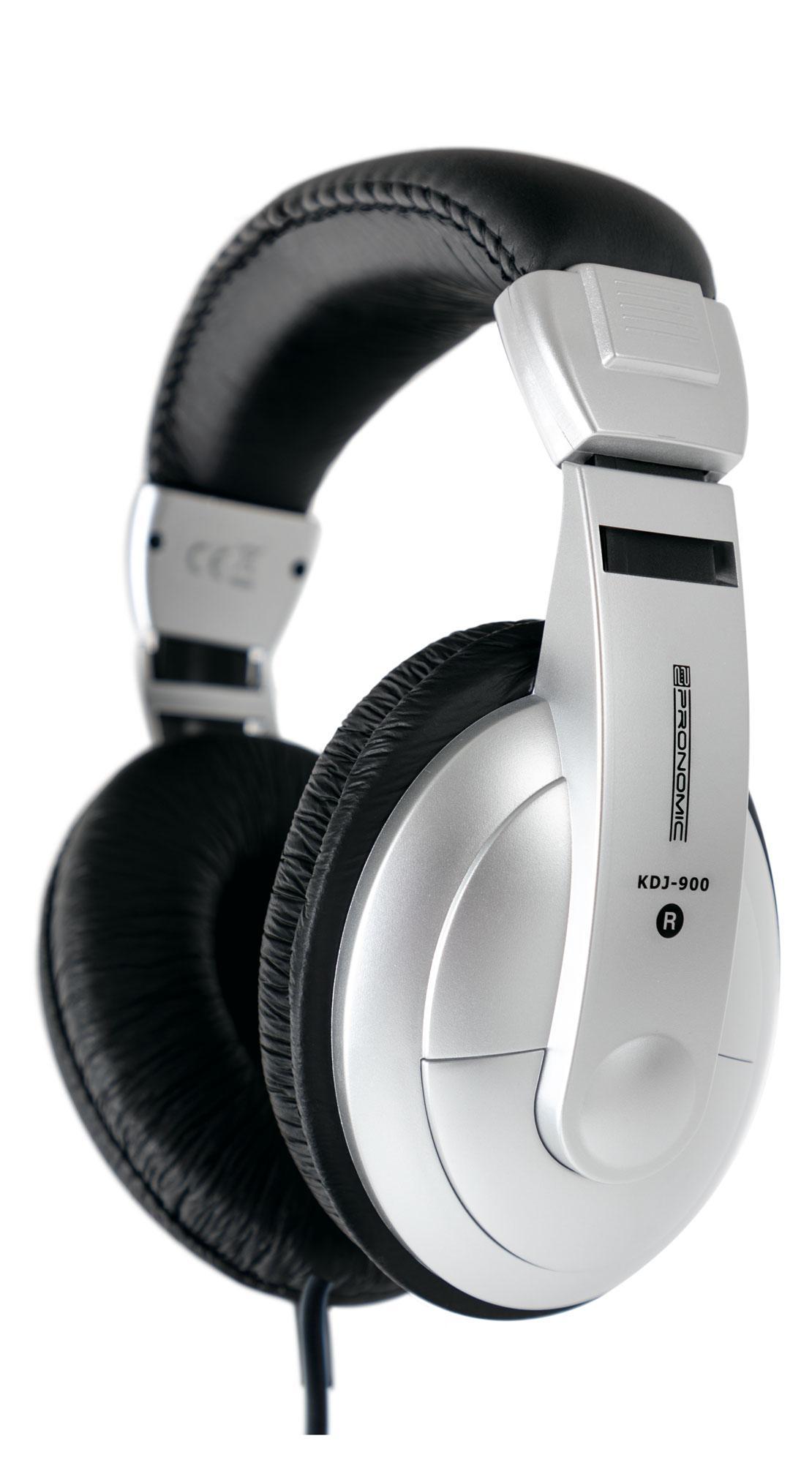 Pronomic KDJ 900 DJ Kopfhörer Retoure (Zustand sehr gut)