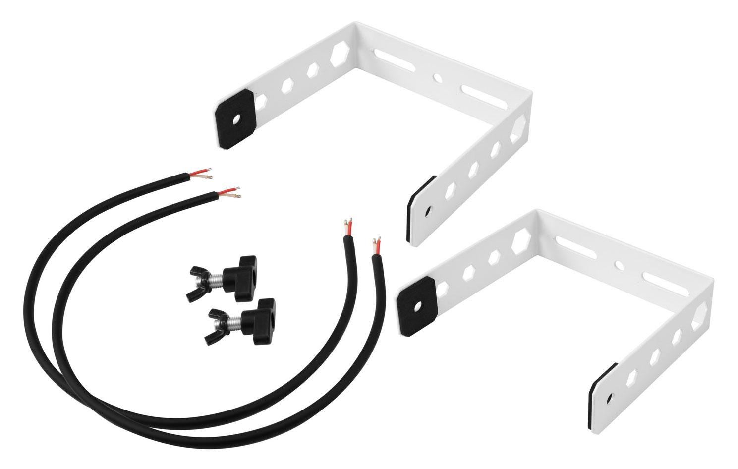 Studiozubehoer - Omnitronic BOB 4 Erweiterungsbügel Set Weiß - Onlineshop Musikhaus Kirstein