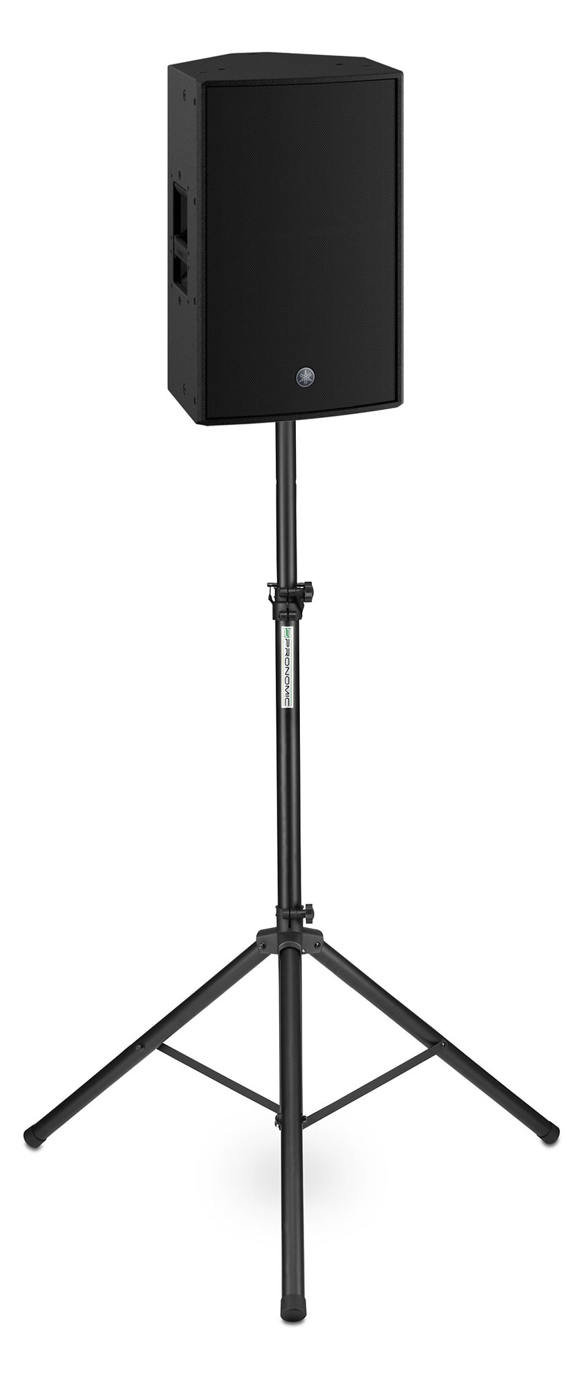 Paboxen - Yamaha DZR12 Aktivlautsprecher Set inkl. Stativ - Onlineshop Musikhaus Kirstein