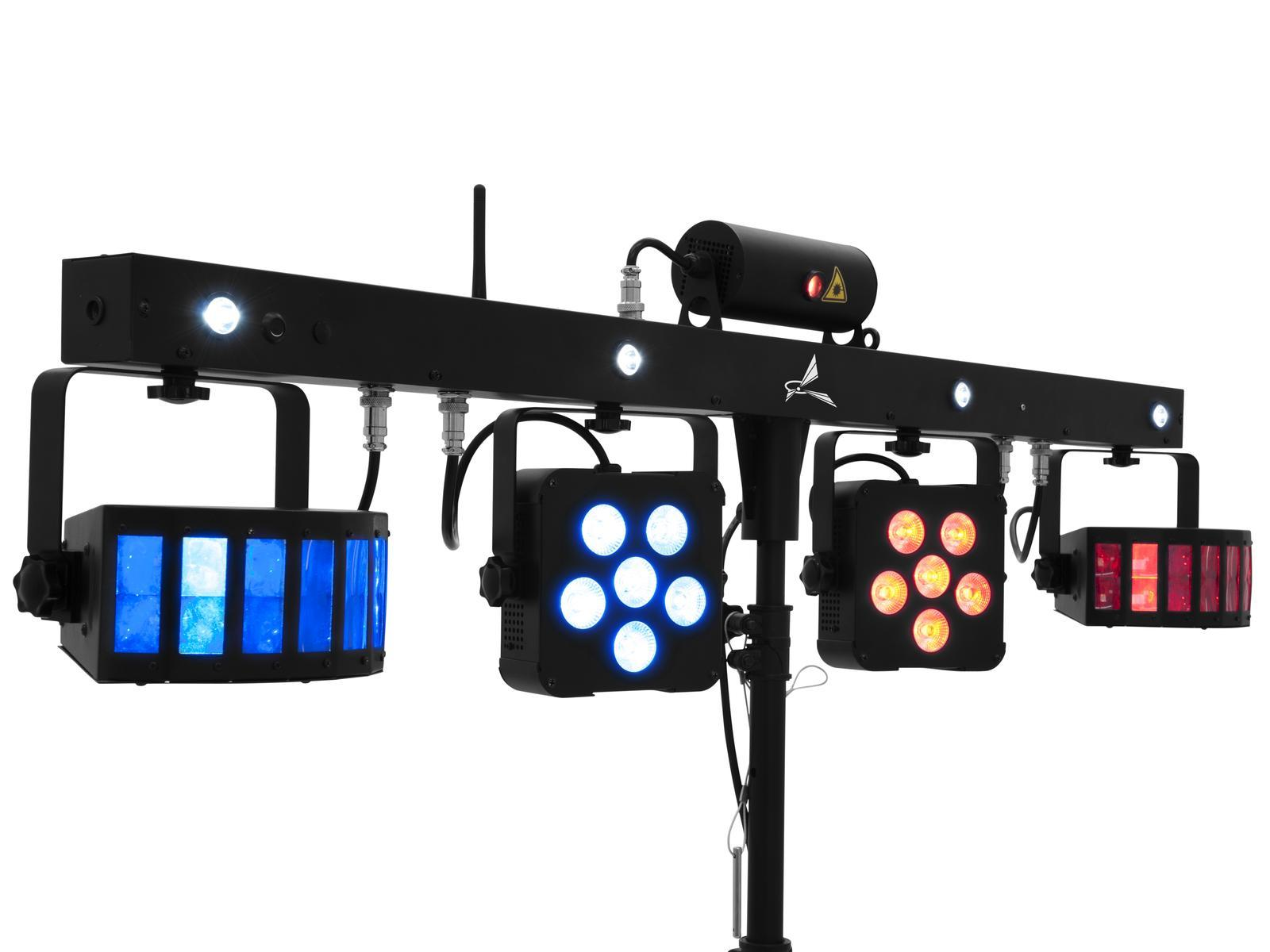 Eurolite LED KLS Laser Bar Pro FX Lichtset